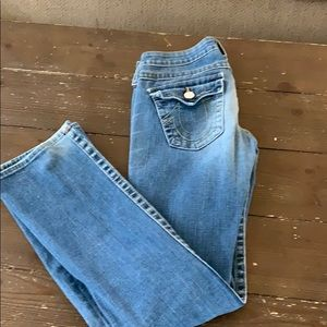 True Religion Billy Straight Jeans